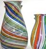 Fritz Lauenstein Joseph Coat Twisted Vases