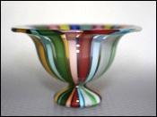 Fritz Lauenstein Joseph Coat Untwisted Marble Bowl