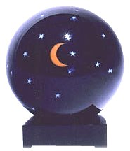 David Salazar Moon & Stars Marble