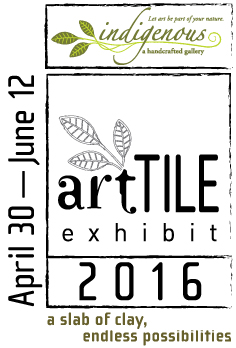 artTILE 2016 opens April 30 and shows through June 12