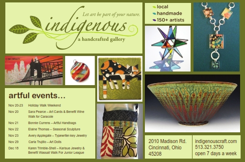 indigenous ~ ideal handmade gifts