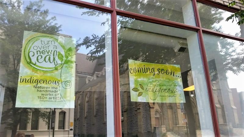 our new space in East Walnut Hills